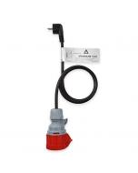 NRGkick Adapter mit Erkennungsfunktion – CEE 16A auf Schuko