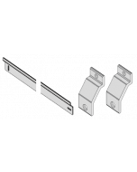Wandbefestigung - Set Sonnenkraftwerk