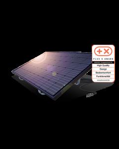 2 Stück Mein Sonnenkraftwerk Module mit integriertem Micro-Wechselrichter, insg. bis zu 600Wp